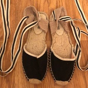 SOLUDOS ESPADRILLES ! worn once! Size 7
